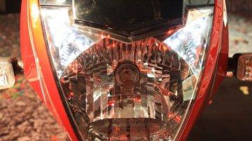 Report - Mahindra 2 Wheelers working on a 160cc Bajaj Pulsar rival