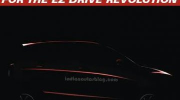 IAB Exclusive - Maruti Celerio's AMT called 'EZ DRIVE'; First teaser inside