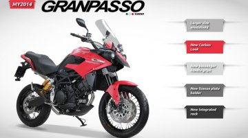 Report - Moto Morini range to be unveiled at the 2014 Auto Expo