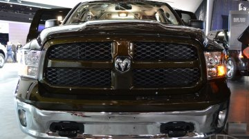 NAIAS Live: Ram 1500 Mossy Oak Edition launched