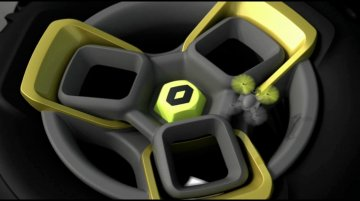 IAB Report - Renault teases its Auto Expo concept car, says it embodies brand ambitions