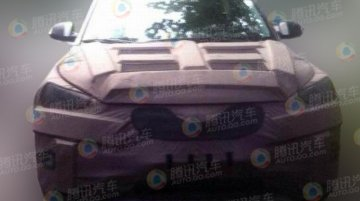 Spied - Hyundai mini SUV surfaces again in new images