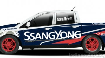 New Zealand - Ssangyong Actyon Racing series announced