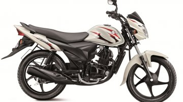 Report - Suzuki readying new 110 cc scooter, Hayate facelift for Auto Expo 2014