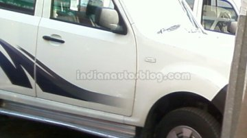 Spied - IAB reader snaps the Tata Movus ahead of its Auto Expo debut