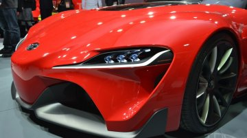 Report - Toyota and BMW's jointly developed sportscar coming in 2017
