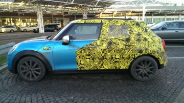 Spied - Pro-India upcoming 5-door Mini spotted in Munich