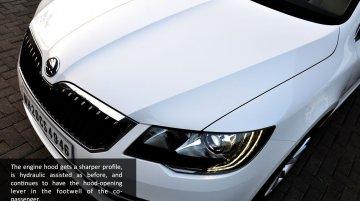 First Drive - 2014 Skoda Superb facelift
