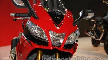 Auto Expo Live - Aprilia RSV4 R ABS showcased