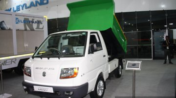 IAB Report - Ashok Leyland Dost rigid suspension version launching in June; Tipper this fiscal
