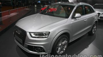 Auto Expo Live - Special edition Audi Q3, Q5, Q7 showcased