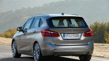 Videos - Front wheel drive BMW 2 Series Active Tourer MPV detailed