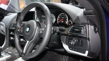 BMW M6 Gran Coupe at Auto Expo 2014