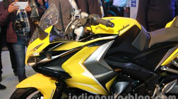 Bajaj Pulsar SS 400 - Image Gallery (Unrelated)