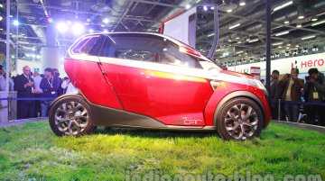 Report - Eicher looking to create a new personal four-wheeler, possibly a Bajaj U-Car competitor