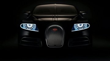 Report - Bugatti Galibier saloon scrapped for a Veyron successor