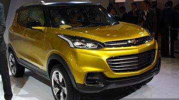 Auto Expo Live - Chevrolet Adra concept mini SUV unveiled