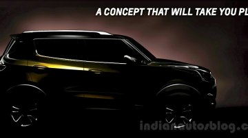 IAB Exclusive - Chevrolet India's Adra SUV Concept teased ahead of Auto Expo