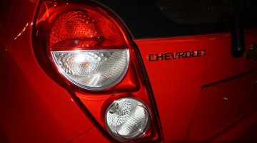 Chevrolet Beat facelift - Image Gallery (Unrelated)