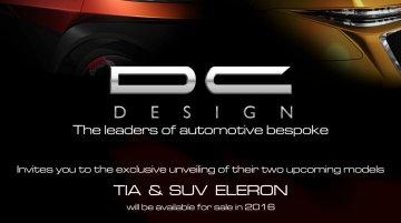 IAB Report - DC Design to unveil TIA small car and ELERON SUV at Auto Expo