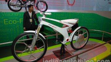 Auto Expo Live - Hero SimplEcity electric bike revealed
