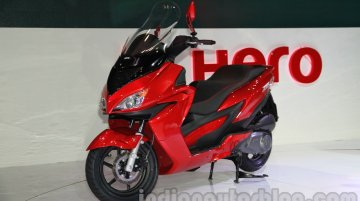 IAB Report - Hero Motocorp confirms Dare launch in 2014, Zir in 2015