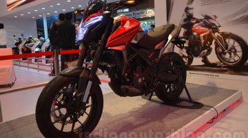 Honda working on a new 200 cc platform for India - Report