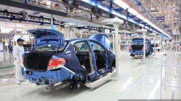 Honda Cars India - Tapukara Plant