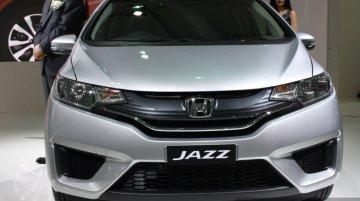 2014 Honda Jazz - 2014 Auto Expo