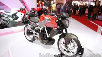 Auto Expo Live - Hyosung RT125 D, GD 250N showcased