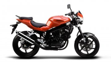 IAB Report - Hyosung GT 250 Comet to take on KTM Duke 200; 125 cc and 150 cc models coming in 2016-17