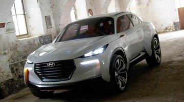 Hyundai Intrado SUV Concept Press Images Gallery