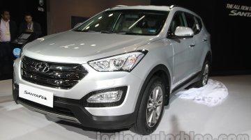 Auto Expo Live - New Hyundai Santa Fe launched at INR 26.3 lakhs