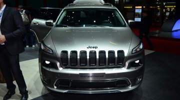 Geneva Live - Jeep Cherokee makes European debut with turbo-diesel engine