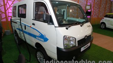 Auto Expo Live - Mahindra Maxximo electric showcased