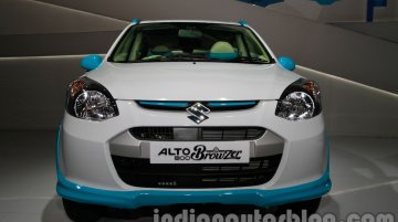 Report - Maruti Alto is the world's best selling small car in 2013