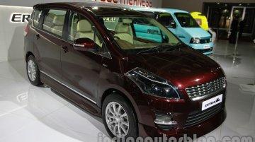 Auto Expo Live - Maruti Ertiga Altair, Ritz Jubilo revealed