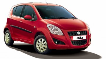 Maruti Ritz production & sales discontinued