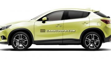 Report - Mazda's EcoSport-rival 'CX-3' to debut in Japan by late 2014