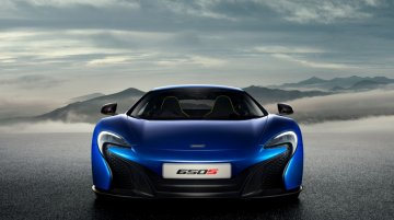 Official - McLaren reveals new 650S coupe ahead of Geneva Motor Show