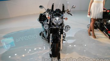Auto Expo Live - Moto Guzzi California 1400 Touring