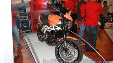 Auto Expo Live - Moto Morini Scrambler & Granpasso launched