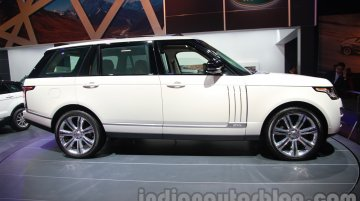 IAB Report - More luxurious Range Rover, Faster Range Rover Sport RS under development
