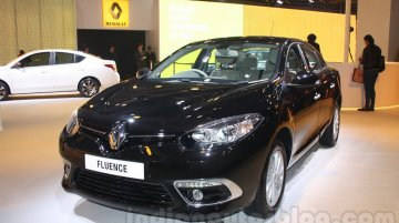 IAB Report - 2014 Renault Fluence facelift launched at INR 13.99 lakhs