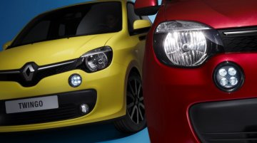 New Renault Twingo revealed, debuts at Geneva Motor Show