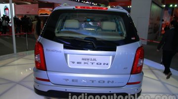 Report - Mahindra to launch Rexton RX6 variant