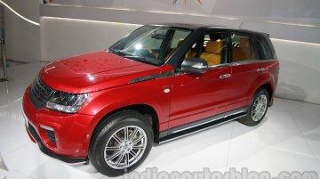 Report - No successor in sight for the Suzuki Grand Vitara