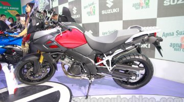 IAB Report - Suzuki V-Strom 1000 ABS launched at 14.95 lakhs