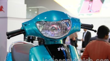 Report - TVS Scooty Zest to launch on August 20