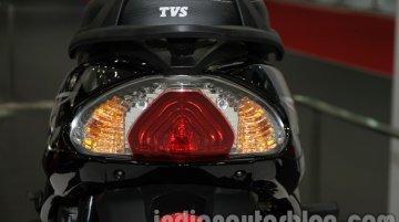 2014 TVS Wego at 2014 Auto Expo